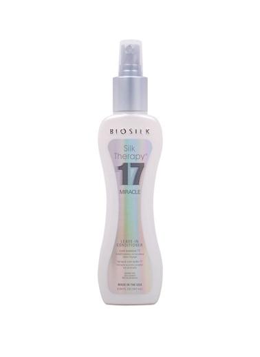 Biosilk Biosilk Silk Therapy İpek Özlü 17 Miracle Durulanmayan Sprey Krem 167 Ml Renksiz